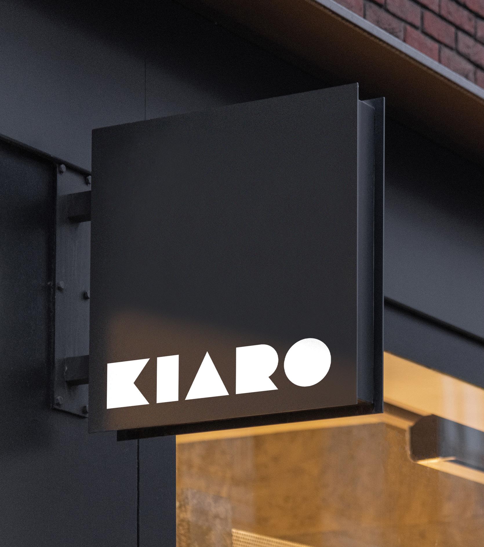 Kiaro_Portfolio_Store_Sign