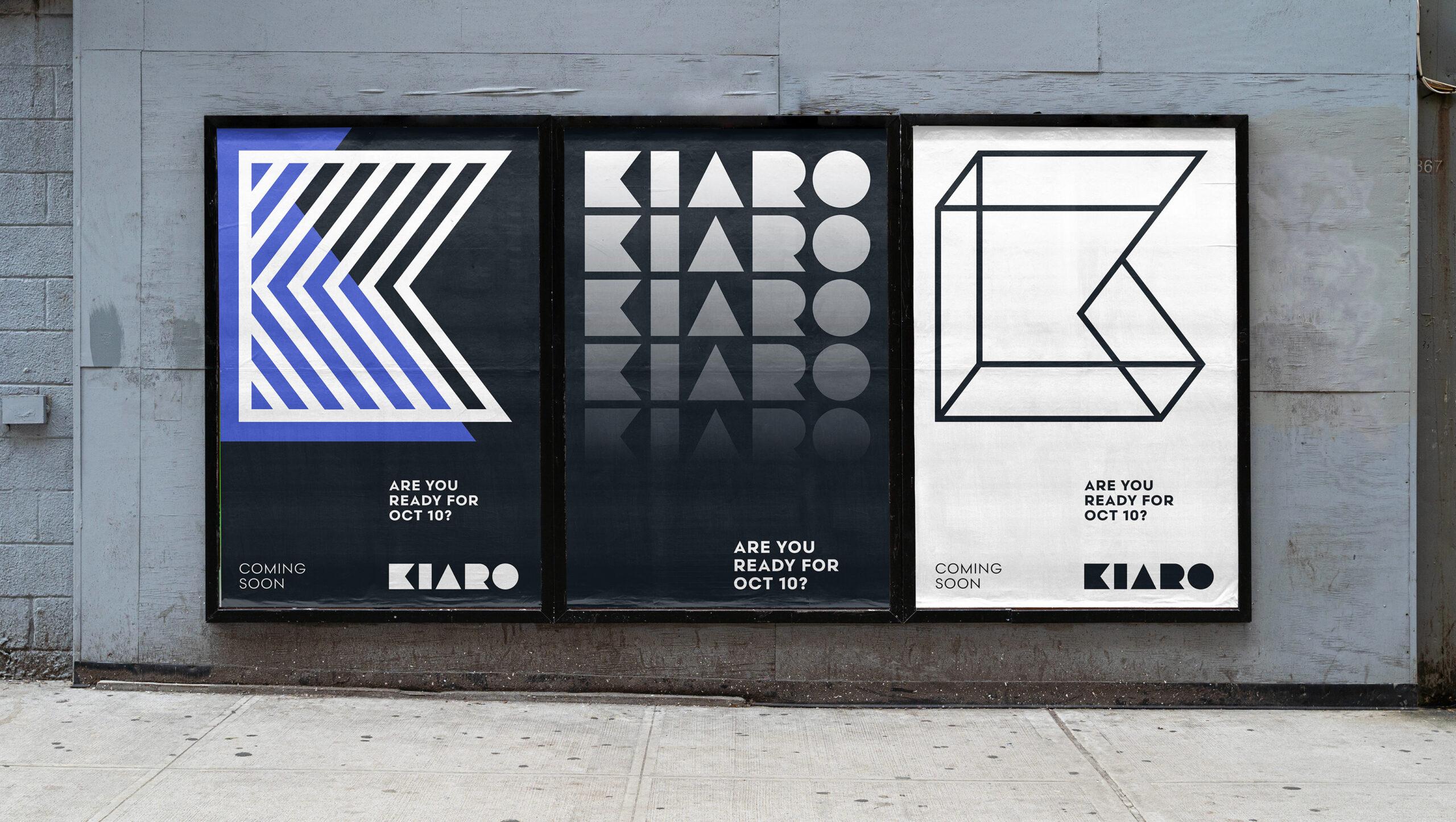 Kiaro_Portfolio_Brand_Posters