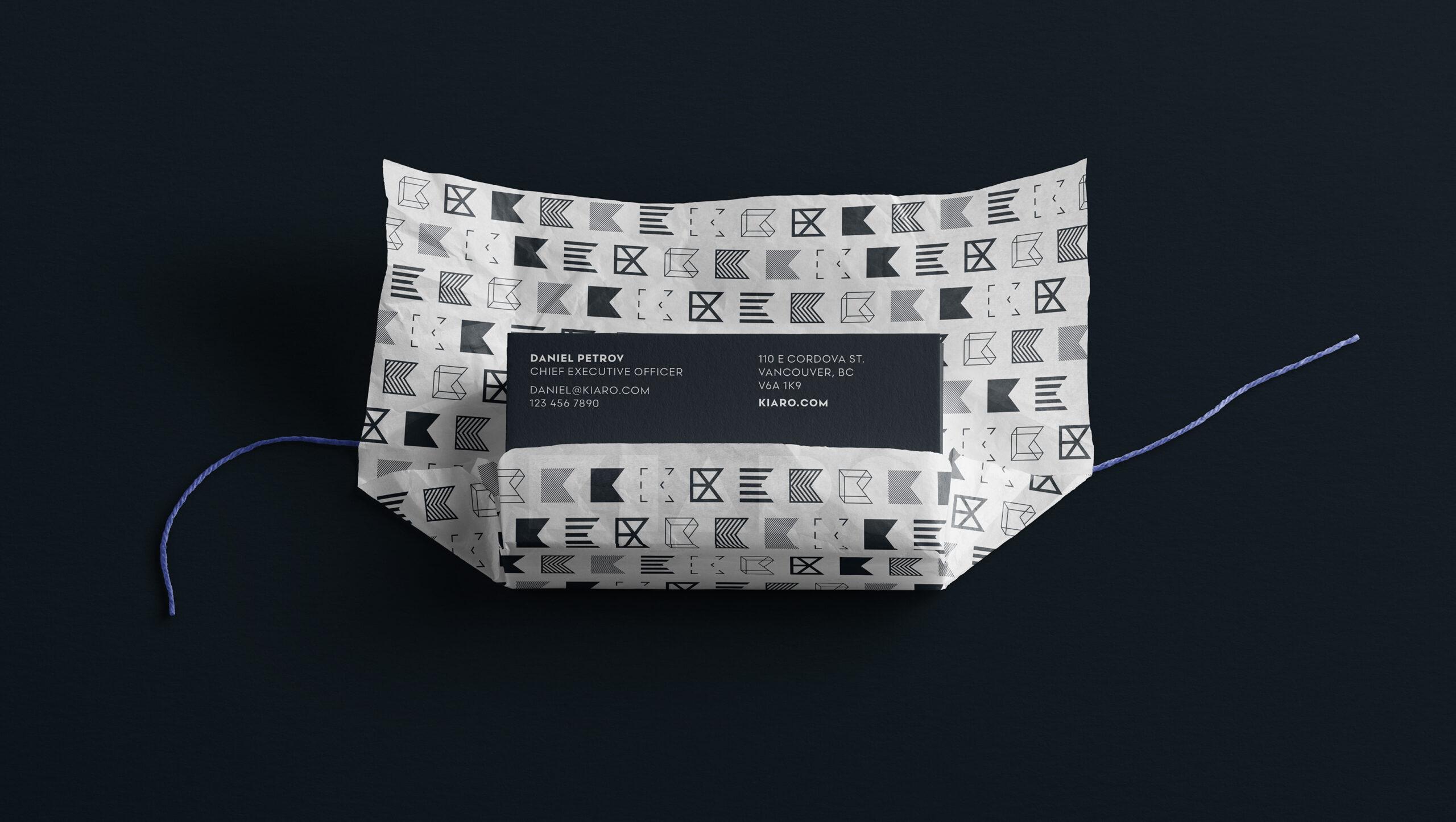 Kiaro_Portfolio_Brand_Stationery_cards_2